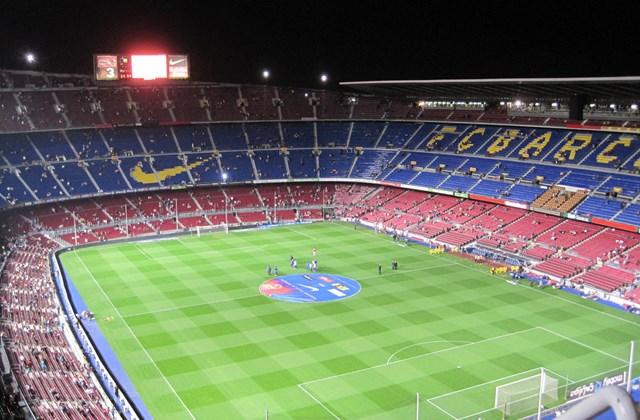 Barcelona - Az FC Barcelona stadionja