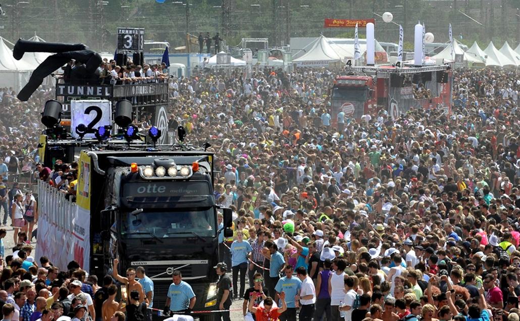 love parade duisburg