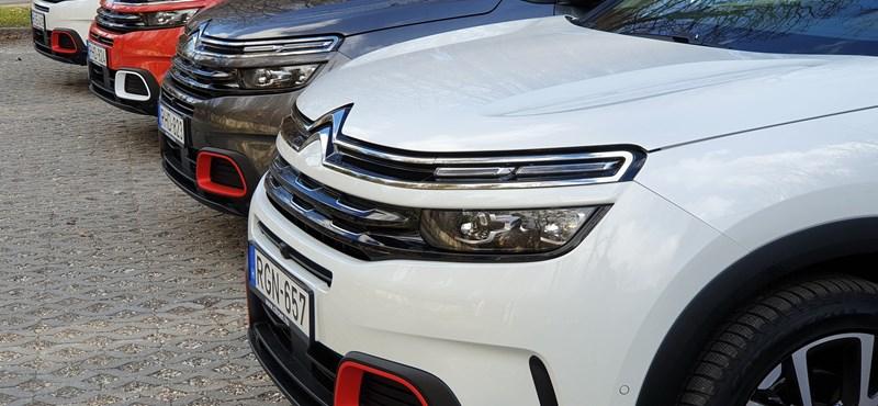 Könnyen az Év Autója lehet 2019-ben ez a most hazánkba jött Citroën divatterepjáró