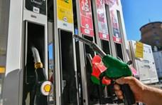Olcsóbb lesz az üzemanyag szerdától
