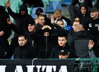 Belebukott a rasszista botrányba a bolgár fociszövetség elnöke