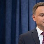 A lengyel elnök nagyot hálálkodott a hamis hírek ellen harcoló Trumpnak