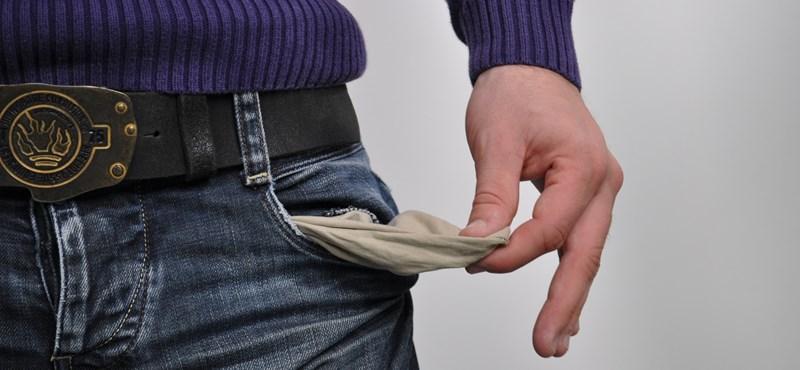 Egy kutatás szerint majdnem minden harmadik magyar fizetése csökkent a járvány miatt