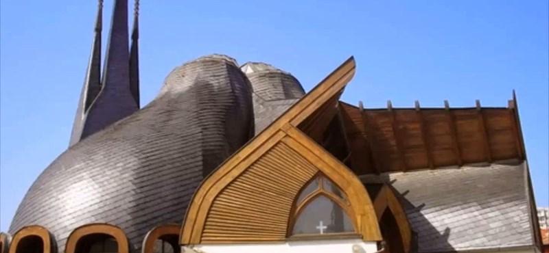Előkelő helyen szerepel egy magyar templom a főgonoszok otthonának toplistáján
