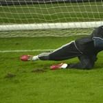 Így kívánt jobbulást a magyar kapusnak a focilegenda