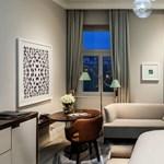 Nézzen be Budapest legújabb luxushotelébe – fotók