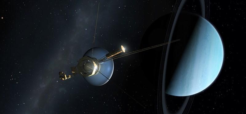 Egy jó szerelőnek az sem akadály, ha a Naprendszeren kívül kell javítani egy űrszondát