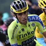 Contador bukott és feladta