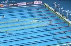 Egy afgán úszónak sikerült felülmúlnia Eric, az angolna olimpiai produkcióját