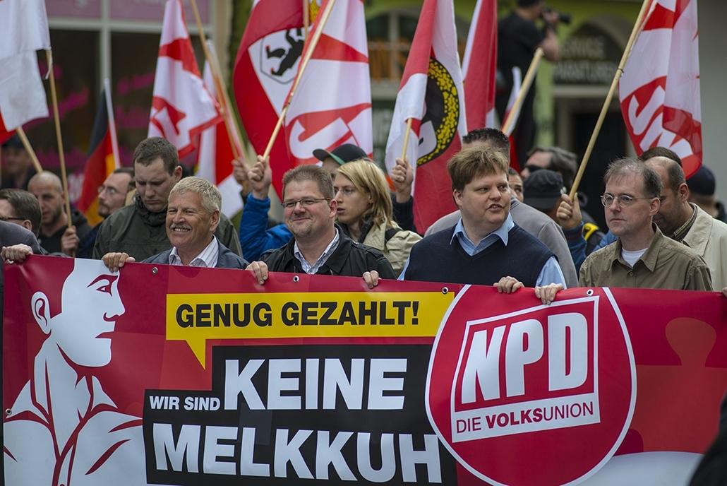 2013. Május 1. Kreuzberg, Berlin.