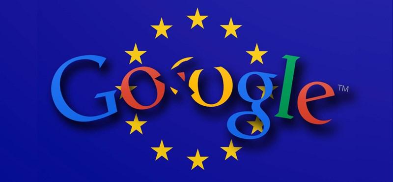Ilyen még tényleg nem volt: 1000 milliárd forinttal vághatja meg az EU a Google-t