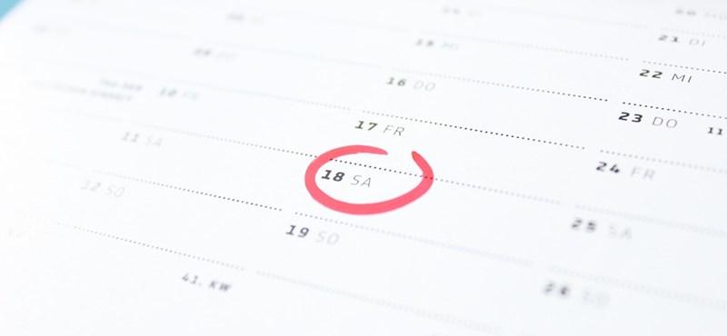 Mi lesz novemberben? Itt vannak a legfontosabb dátumok és határidők