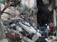 Újabb lakóház robbant fel Oroszországban