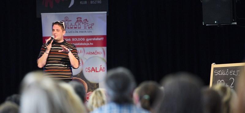 Jocó bácsi: Hatalmas a nyomás a gyerekeken, ez részben a mi hibánk is