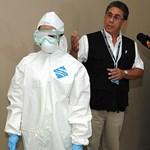 Ebolajárvány: a WHO elismerte, hogy többször is hibázott