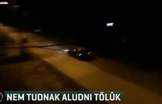 Autósbanda ébreszti éjszakánként a mindszentieket