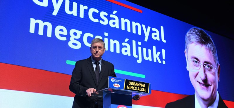 Bulihangulattal, lufikkal és kínos szóviccekkel nyitotta meg a kampányt a DK
