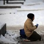75 ember fagyott meg Magyarországon január 10-ig