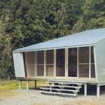 Megint egy UFO-ház Japánból – kívül rideg, belül kellemes