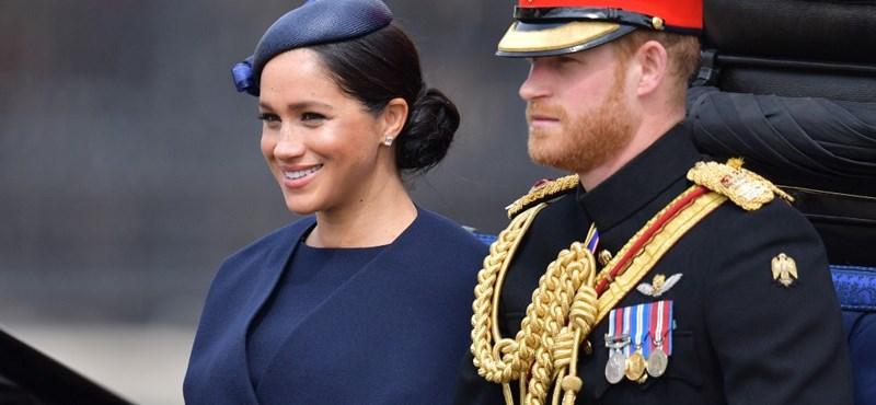 Harry herceg és Meghan Markle befogadására még nem készült fel Kanada