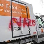 """""""Nácik"""" – csak a németeknek jár az ételbank"""