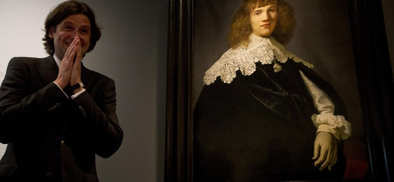 Felbukkant egy ismeretlen Rembrandt-festmény