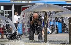 39 fokos forrósággal teljesedhet ki csütörtökön az első idei hőhullám