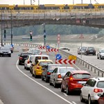 Nem járnak a villamosok hétvégén a Margit hídon
