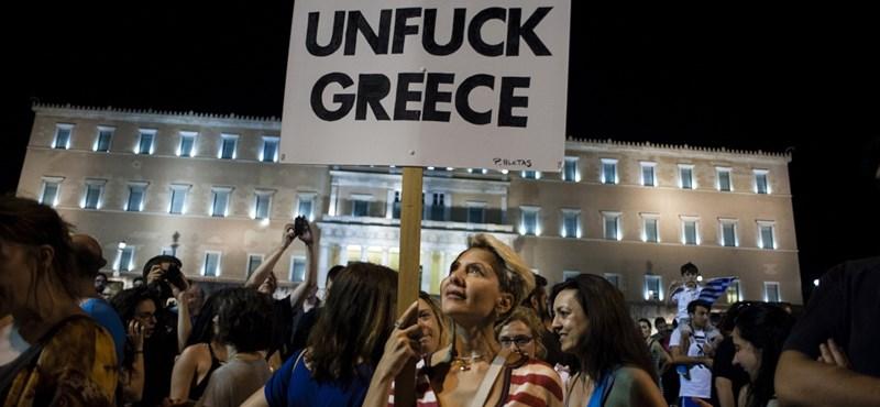 Fontos mérföldkőhöz érkeztek a görög tárgyalások