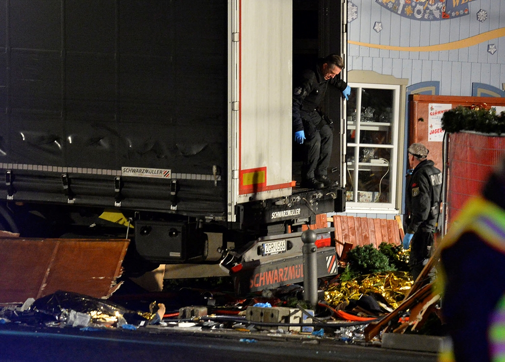 afp.16.12.19. - berlini kamionos támadás