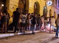 Kamudrogárusokat fogtak a bulinegyedben – videó