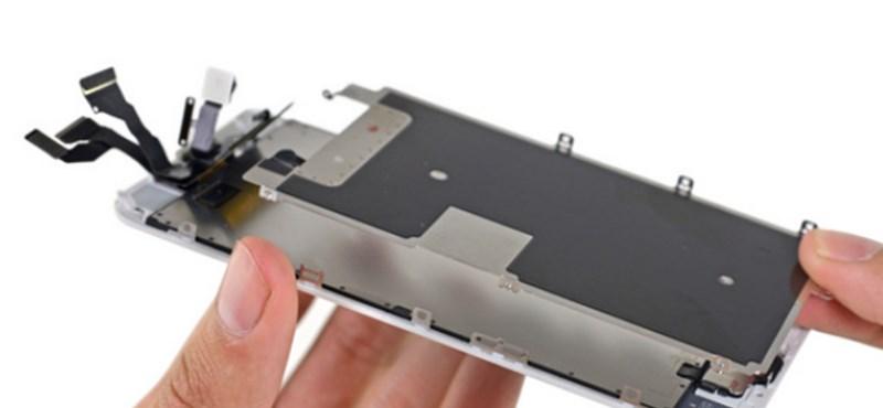 Beperelt egy kis javítóműhelyt az Apple, és vesztett