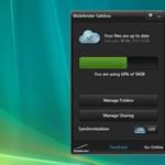 Biztonságos online tárhely ingyen a Bitdefendertől