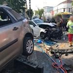 M. Richárd és a másik sofőr ellen is vádat emeltek a Dózsa György úti baleset ügyében