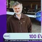 Flottakapitány: ma is termelt bakit a nemzeti hírtévé – videó