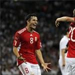 Az angolok Gerát és Királyt dicsérik, Gerrard lett Capello megmentője