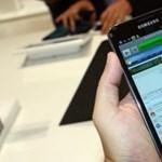 Samsung: ötmillió eladott Galaxy Note