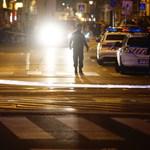 Blikk: Nyílt koponyasérülése van a Teréz körúti robbantásban megsérült rendőrnőnek