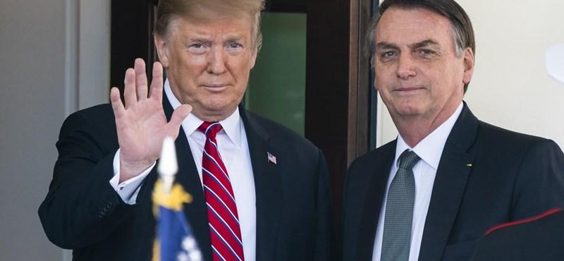 Olyan gyógyszert küld az USA Brazíliának, amit kifejezetten nem ajánl a WHO