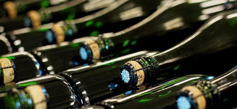 Leszerepelt a 40 ezer forintos Dom Pérignon pezsgő a Nébih tesztjén