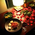 Hova utazzunk és mit együnk Valentin-napon?