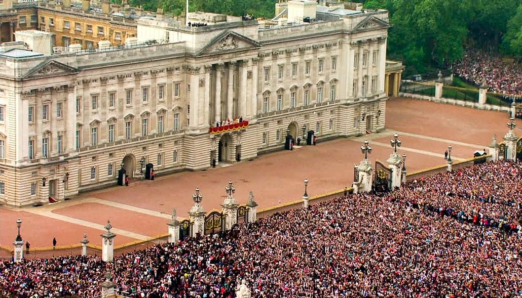 királyi esküvő Vilmos herceg Kate Middleton nagyítás fotógaléria