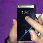 Kiszivárgott videó: ilyen a Samsung küszöbön álló szétnyitható, androidos csúcstelefonja