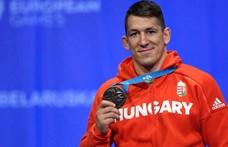 Ezüstérmes Lőrincz Viktor a birkózó-világbajnokságon