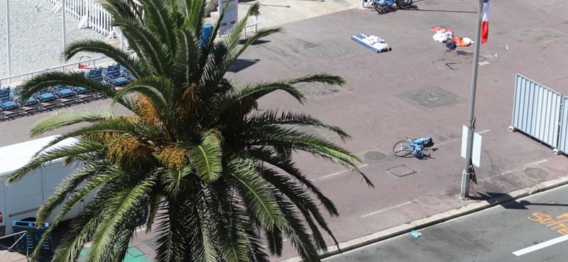 17 és 19 éves lányok készültek terrorcselekményre Nizzában