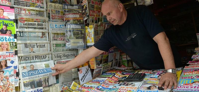 Több postán is megszűnik az újságárusítás
