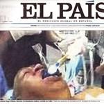 Chávezt ábrázoló hamis fotónak dőlt be a legnagyobb spanyol lap