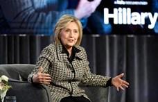 Hillary Clinton könyvet ír
