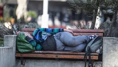 Közel 8 ezer magyar hajléktalan mondta el, hogy milyen körülmények között él