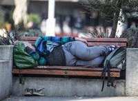 Elkülönítik az idős és rossz egészségi állapotú hajléktalanokat Budapesten